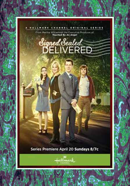 Hallmark: Signed, Sealed, Delivered