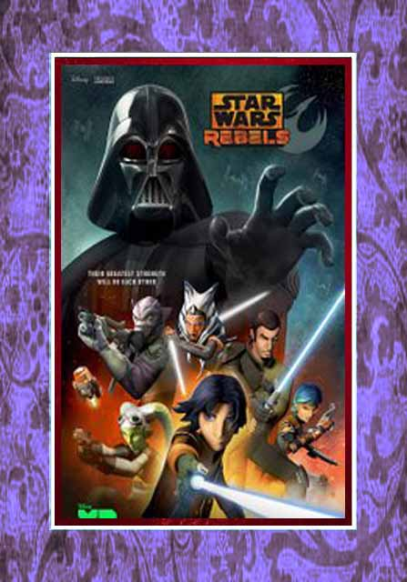Star Wars: Rebels - Seasons 1-3