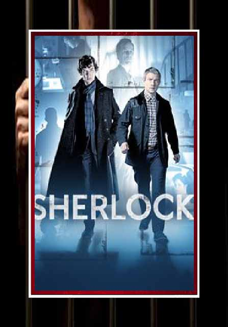 Sherlock - Seasons 1-3