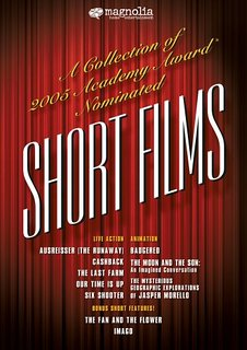 Academy Award Winning Animated Shorts (1932 - 2017)