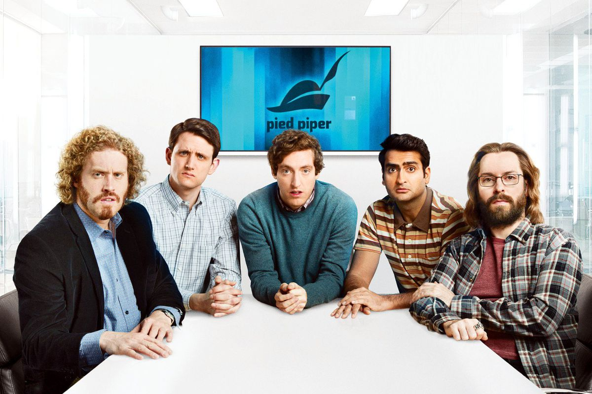 Silicon Valley - Seasons 1-3