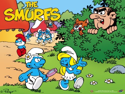 The Smurfs - Complete Series + Specials