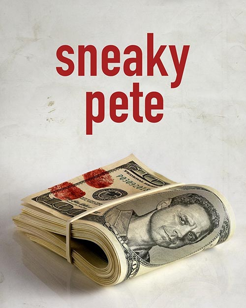 Sneaky Pete - Seasons 1 and 2