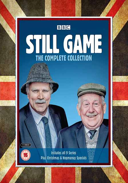 Still Game - Seasons 1-6