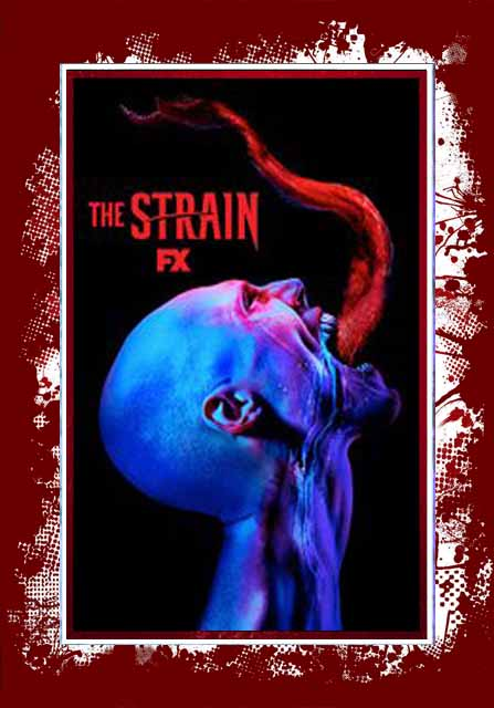 The Strain - Seasons 1-4