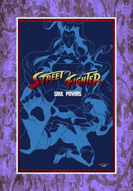 Street Fighter - Season 1