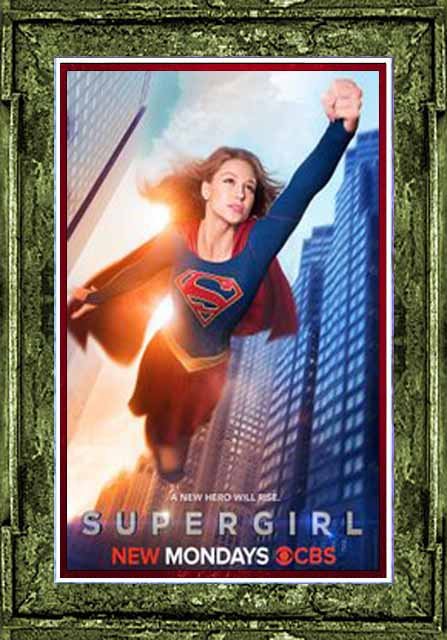 (April 10) Supergirl - Seasons 1 and 2