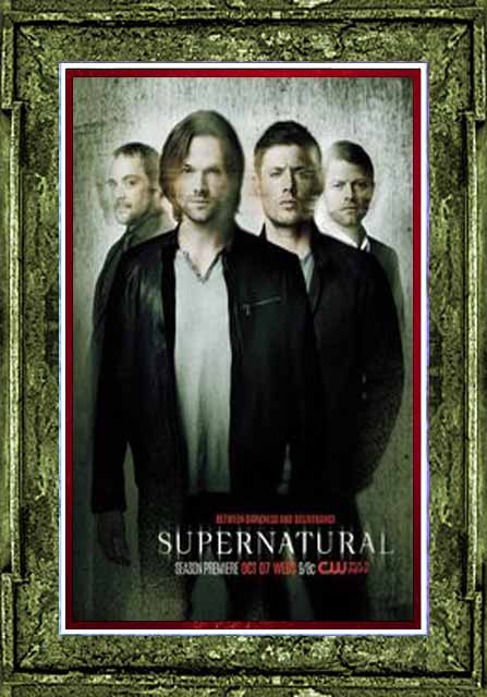 Supernatural - Seasons 1-12