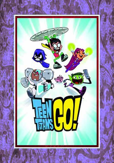 Teen Titans Go! - Seasons 1-3