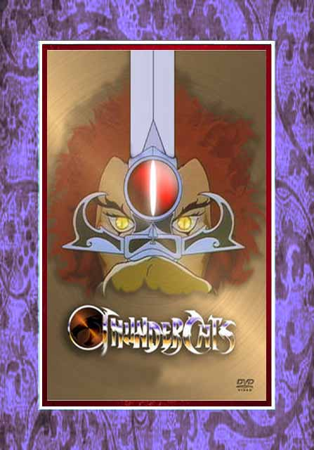 Thundercats (Old & New) - Complete Series