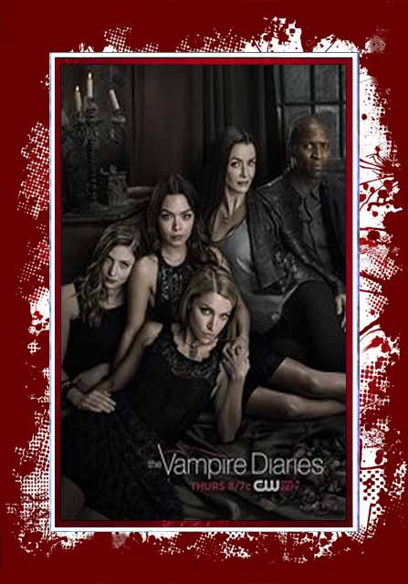 (March 20) Vampire Diaries - Complete Series