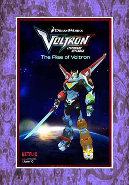 Voltron Legendary Defender - Season 1