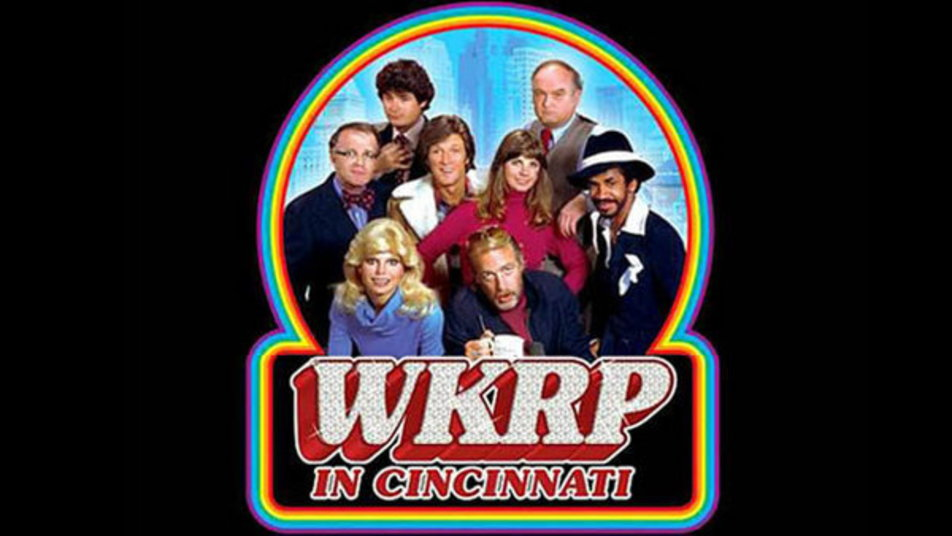 WKRP in Cincinnati - Complete Series