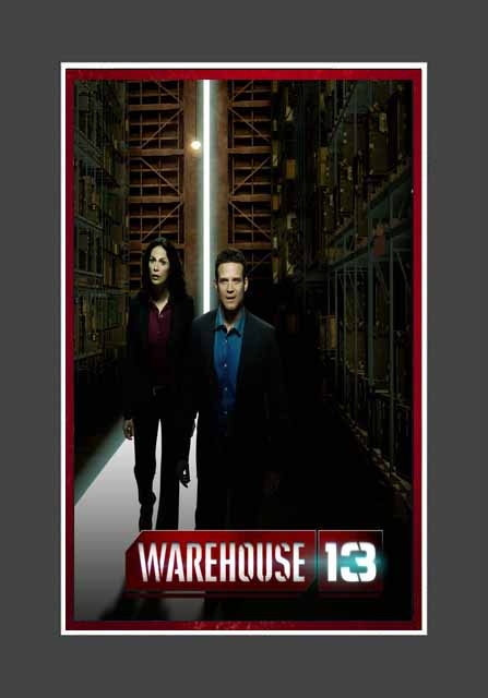 ​Warehouse 13 - Complete Series