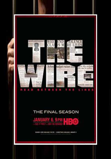 Wire, The - Complete Series