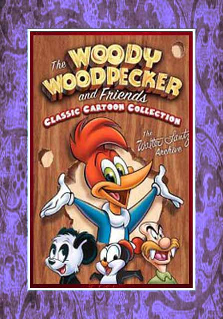 The Woody Woodpecker Show - Complete Series