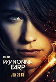 Wynonna Earp - Seasons 1-3
