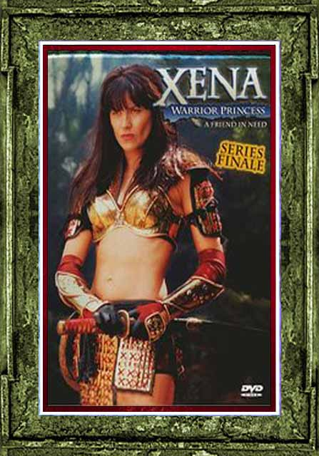 Xena: Warrior Princess - Complete Series
