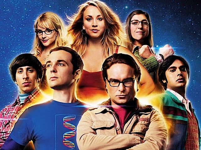 Big Bang Theory - Seasons 1-10