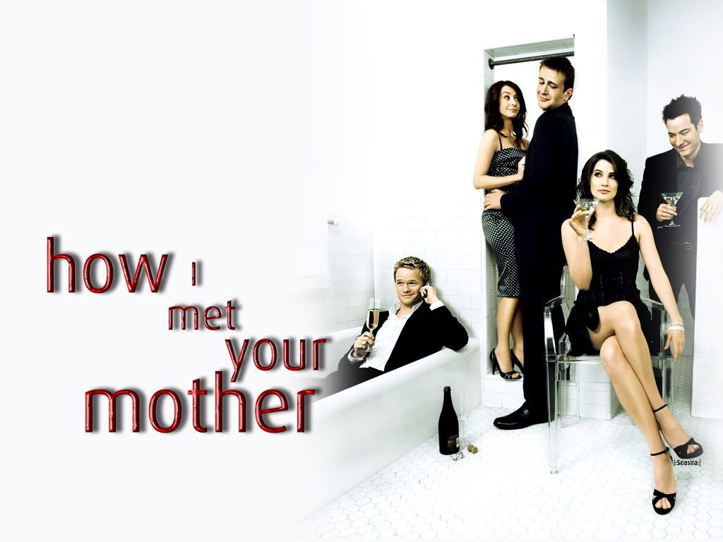 (March 24) How I Met Your Mother - Complete Series