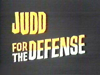 Judd for the Defense - Complete Series