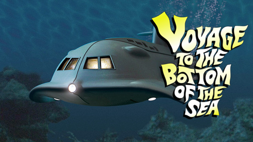 Voyage to the Bottom of the Sea - Seasons 1-4 - Click Image to Close